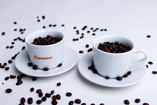 Obrázek z EspressoServis Šálek s podšálkem 130 ml- sada 2 ks