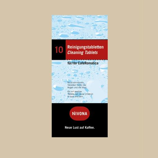 Obrázek z Nivona NIRT 701 - čistič kávových sedlin tablety