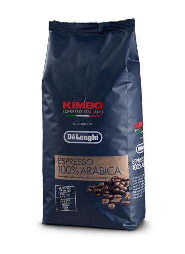 Obrázek z Delonghi Kimbo Con caffé arabica 250gr