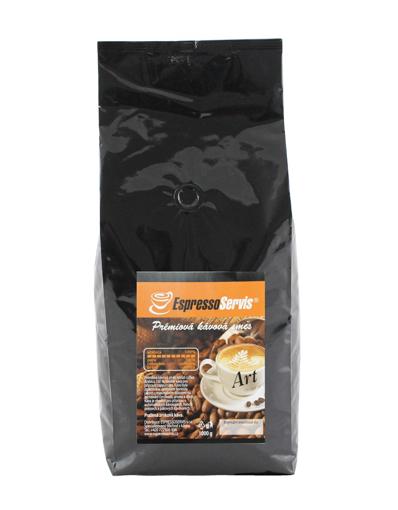 Obrázek z EspressoServis ART Zrnková čerstvě pražená káva 1000g