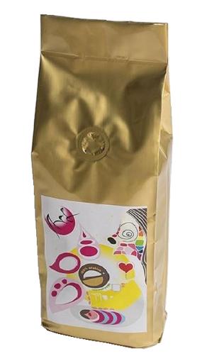 Obrázek z EspressoServis ART Zrnková čerstvě pražená káva 250 g, 100% Arabica
