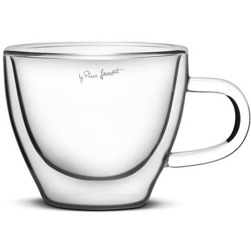 Obrázek z Lamart sada 2 ks šálků na cappuccino 190 ml