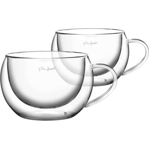 Obrázek z Lamart sada 2 ks šálků na cappuccino 270 ml